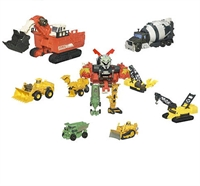 Transformers-construction Devastator