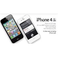 İphone 5'i Beklerken İphone 4s Tanıtıldı! -Video