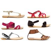 Zara–2011 Yaz Düz Ayakkabı Modelleri
