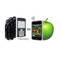 Apple Ve Blackberry Savaşları!