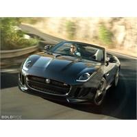 2013 Jaguar F-type Teknik Özellikleri Ve Fiyatı