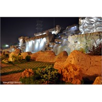 Eskişehir'e Bir De Buradan Bakın ! Şelale Park