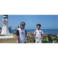 Bisiklet Safari Yason'da(Uçurtma Şenliği)