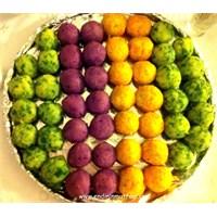 Rengarenk Patates Topları / Endinin Mutfağı