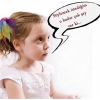 Çocuklarda Kekemelik Ve Tedavisi