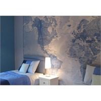 Evde Dünya Haritası