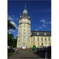 Karlsruhe: Güneşe Özenen Şehir