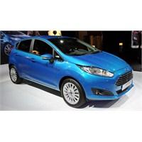 Ford Fiesta Satış Rekoru Kırmaya Devam Ediyor!