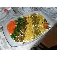 Çok Leziz Etimek Salatasi