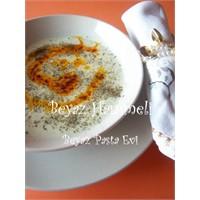 Şehriyeli Yoğurt (Yayla) Çorbası