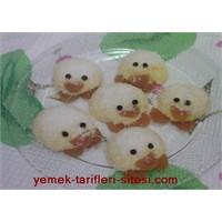 Civciv Muhallebi (Çocuklar için)