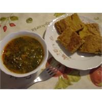 Pancar Çorbası Ve Mısır Ekmeği (Ordu)