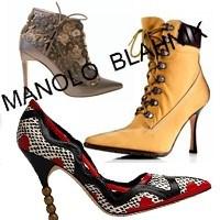 Ünlü Ayakkabı Tasarımcılarından Manolo Blahnik