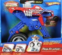 Hot Wheels-monster Jam Mega Air Jumper