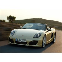 2013 Porsche Boxter Çok Daha Çarpıcı!