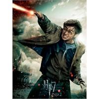 Harry Potter Ve Ölüm Yadigarları Part 2 Posterleri