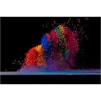 Ses Dalgaları Renklerde Hayat Buldu