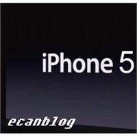 İşte İphone 5 Türkiye Fiyatları!