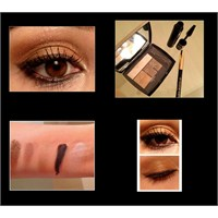 Lancome Ürünleriyle Smokey Eyes Make-up