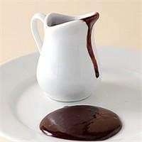 Bitter Çikolata Sosu