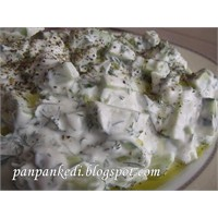 Yoğurt- Salatalık- Nane Üçlüsü