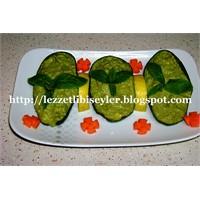 Avokado Salatası ( Guacamole)