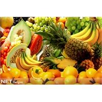 Meyveyle zayıflayın - Diyet