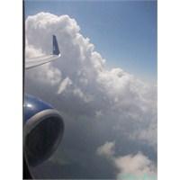 Uçaktan Çektiğim Fotoğraflar