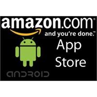 Amazon'dan Yeni Bir Android Market
