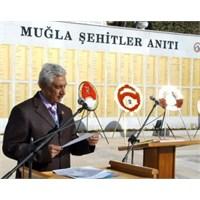 Muğla'da Çanakkale Zaferi Ve Şehitleri Anma Günü