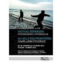 Mathias Depardon'dan Sınırların Ötesinde Bir Sergi