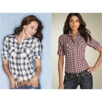Ekose Gömlek Moda Trendi