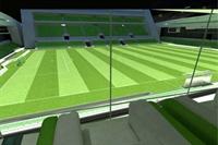 Dünyanın İlk Yeraltı Stadyumu