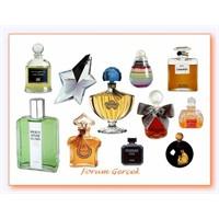Parfüm Nasıl Kullanılır ?