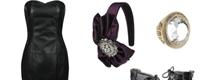 Günün Modası - Deri Elbise
