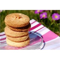 Tereyağlı Yeşim Usulü Fransız Bisküvisi