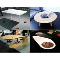 İlginç Masa Tasarım Örnekleri