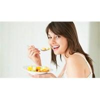 Regl Dönemi İçin Diyet Programı