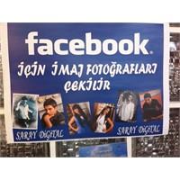 Facebook Profil Resmi Çekilir
