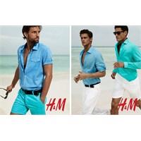 H & M Güneş Mevsimi Kampanyası - Erkek