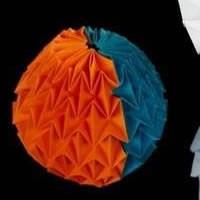 Origami Büyülü Top
