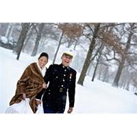 Kış Düğünü Teması İçinizi Isıtsın