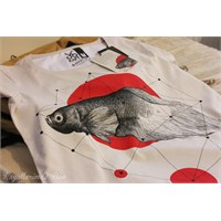 Kaft'ın Her Yönüyle Farklı Tasarım Tişörtleri