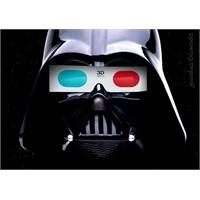 Star Wars 3 Boyutlu Geliyor