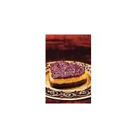 Siyah Pirinçli New York Usulü Peynir Kek