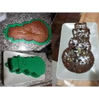 Noel/ Yılbaşı Keki