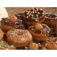 Dünyanın En Ünlü Tatlısı Donut