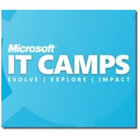 Microsoft İt Camp Etkinliğindeydik