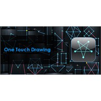 One Touch Drawing Ücretsiz İphone Çizim Oyunu