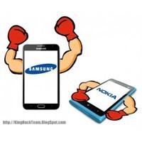 Samsung, Nokia' Yı Devirdi!